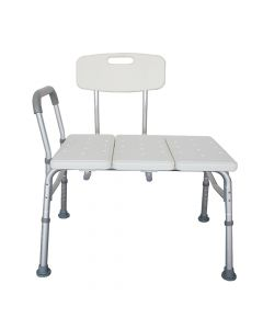 Buy 3 blown aluminum alloy plates, elderly chair, white | Online Pharmacy | https://buy-pharm.com