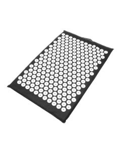 Buy Acupuncture massage mat and applicator needle, black | Online Pharmacy | https://buy-pharm.com
