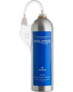 Buy Oxygen cartridge KISLOROD Prana K14L-M 14 liters with a soft mask | Online Pharmacy | https://buy-pharm.com