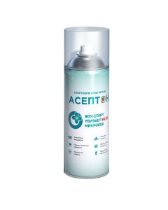Buy ASEPTON alcohol antiseptic in an aerosol can, 400 ml  | Online Pharmacy | https://buy-pharm.com