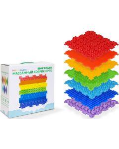 Buy Rainbow - massage mats Orthodon set (7 puzzles) | Online Pharmacy | https://buy-pharm.com