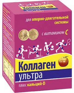 Buy Collagen Ultra plus calcium D powder 8g sachet # 7 (apple flavor) | Online Pharmacy | https://buy-pharm.com