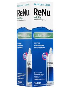 Buy Bausch & Lomb Renu MultiPlus solution 360 ml | Online Pharmacy | https://buy-pharm.com