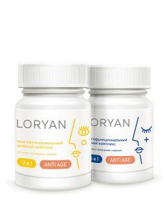 Buy Multifunctional vitamin complex - LORYAN. Rejuvenation of the body at the cellular level. | Online Pharmacy | https://buy-pharm.com