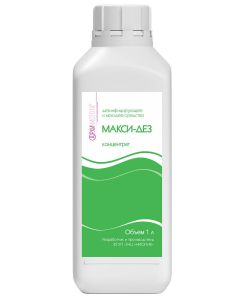 Buy Disinfectant Maxi-Des 1 liter | Online Pharmacy | https://buy-pharm.com