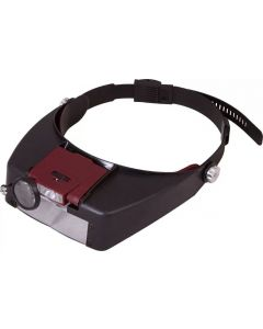 Buy Binocular head magnifier Kromatech MG81007-A with illumination (2 LED) | Online Pharmacy | https://buy-pharm.com