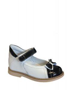 Buy Girls Twiki boots, color: white and black. TW-226-1. Size 21 | Online Pharmacy | https://buy-pharm.com