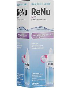 Buy Bausch & Lomb Renu MPS solution 360 ml   Online Pharmacy   https://buy-pharm.com