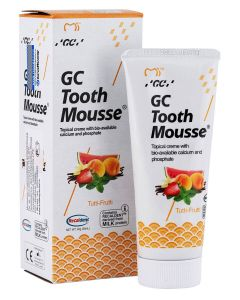 Buy GC Tooth Mousse Tooth Gel, to restore and strengthen enamel, multifruit, 35 ml   Online Pharmacy   https://buy-pharm.com