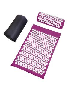 Buy Kuznetsov's acupuncture applicator set (roller + mat) in a case | Online Pharmacy | https://buy-pharm.com