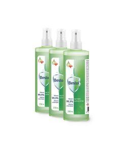 Buy Bestol antiseptic spray 250 ml (3 pcs) | Online Pharmacy | https://buy-pharm.com