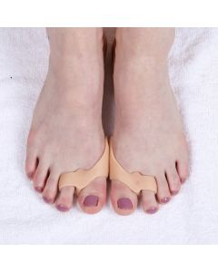 Buy Silicone corrector for the big toe, 1 pair, nude  | Online Pharmacy | https://buy-pharm.com