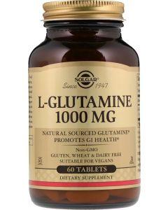 Buy Solgar, L-Glutamine 'L-Glutamine Amino Acid Complex', 1000 mg, 60 tablets | Online Pharmacy | https://buy-pharm.com