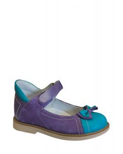 Buy Girls Twiki boots, color: violet-turquoise. TW-226-4. Size 21 | Online Pharmacy | https://buy-pharm.com