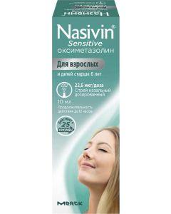 Buy Naziv nasal, 22.5mkg / dose, 10ml, # 1 | Online Pharmacy | https://buy-pharm.com