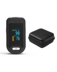 Buy OLED pulse oximeter, 845Black-ZH | Online Pharmacy | https://buy-pharm.com