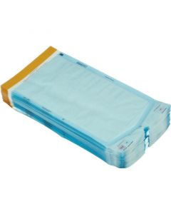 Buy Clinipak self-adhesive bags (paper / film) 200 pcs . Size: 100х210 | Online Pharmacy | https://buy-pharm.com