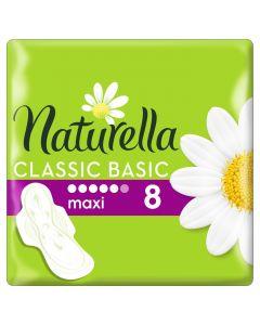 Buy Women's scented pads NATURELLA CLASSIC Basic Maxi Single, 8 pcs. | Online Pharmacy | https://buy-pharm.com