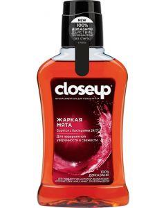 Buy Mouth rinse CloseUp Hot mint, 250 ml | Online Pharmacy | https://buy-pharm.com