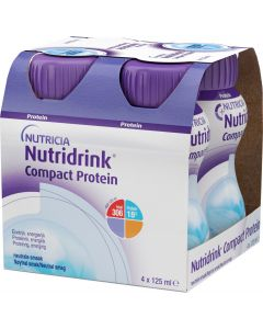 Buy Protein Nutridrink Compact, neutral flavor, 4 pcs of 125 ml each  | Online Pharmacy | https://buy-pharm.com