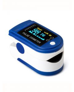Buy 2 in 1 fingertip pulse oximeter + batteries + #  | Online Pharmacy | https://buy-pharm.com