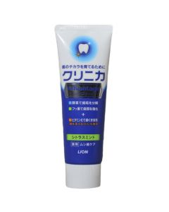 Buy Lion 'Clinica' toothpaste, complex action, with citrus aroma, 130 g | Online Pharmacy | https://buy-pharm.com