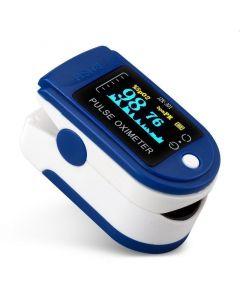 Buy Digital finger pulse oximeter, batteries included | Online Pharmacy | https://buy-pharm.com