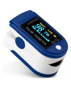Buy HomeStore Finger pulse oximeter with LCD display | Online Pharmacy | https://buy-pharm.com