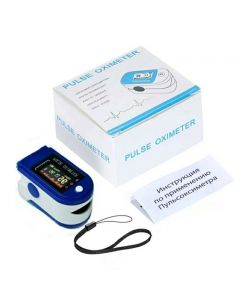 Buy Pulse oximeter. Original by Oximeter. Medical on the finger. For measuring pulse and blood oxygen level. Guarantee | Online Pharmacy | https://buy-pharm.com