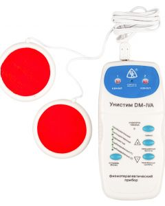 Buy Physiotherapy device Unistim DM-IVA | Online Pharmacy | https://buy-pharm.com