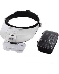 Buy Illuminated Head Magnifier 2Led | Online Pharmacy | https://buy-pharm.com