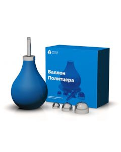 Buy Alpina Plast Balloon Politzer K, 2 l | Online Pharmacy | https://buy-pharm.com