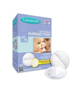 Buy Lansinoh, Disposable lactation inserts, 60 pieces per pack | Online Pharmacy | https://buy-pharm.com