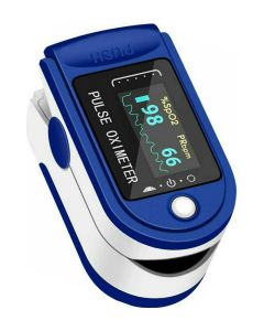 Buy Pulse oximeter / oximeter / blood oxygen and pulse meter on finger | Online Pharmacy | https://buy-pharm.com