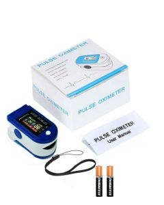 Buy Pulse oximeter Original 0172 with color OLED display on a finger (3 indicators) | Online Pharmacy | https://buy-pharm.com