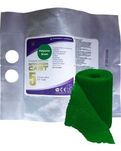 Buy Polymer bandage IR-0052, rigid fixation Cast, green, 12.5 cm х 3.6 m   Online Pharmacy   https://buy-pharm.com
