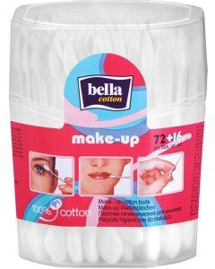Buy Bella Make-Up cotton swabs , 72 + 16 pcs  | Online Pharmacy | https://buy-pharm.com