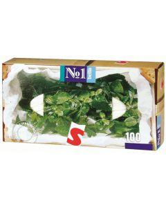 Buy Bella # 1 Universal two-layer handkerchiefs with mint smell 100 pcs   Online Pharmacy   https://buy-pharm.com