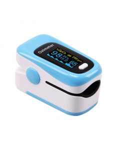 Buy Portable Bluetooth pulse oximeter ARSTN OLED M130B, blue | Online Pharmacy | https://buy-pharm.com