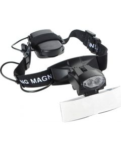 Buy TEWSON MG9892C forehead binocular magnifier with illumination (2 LED) | Online Pharmacy | https://buy-pharm.com