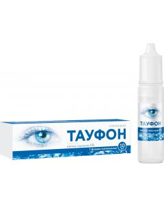Buy Taufon Ch. drops of 4% vial-dropper 10ml No. 1 | Online Pharmacy | https://buy-pharm.com