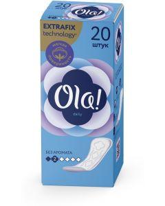 Buy Panty liners Ola! Daily, 20 pcs | Online Pharmacy | https://buy-pharm.com