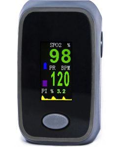 Buy Finger pulse oximeter, with LCD (oximeter) for measuring oxygen in the blood | Online Pharmacy | https://buy-pharm.com