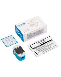 Buy Fingertip pulse oximeter for measuring the level of oxygen in the blood LED | Online Pharmacy | https://buy-pharm.com