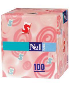 Buy Bella №1 Two-layer cosmetic handkerchiefs , 100 pcs.    Online Pharmacy   https://buy-pharm.com