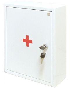 Buy First aid kit FEST, for workers, metal cabinet, 1156 | Online Pharmacy | https://buy-pharm.com