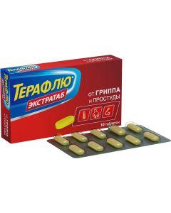 Buy Teraflu Coated ExtraTab tablets # 10  | Online Pharmacy | https://buy-pharm.com