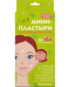Buy Mini-plasters for problem skin Cettua 36 pcs | Online Pharmacy | https://buy-pharm.com