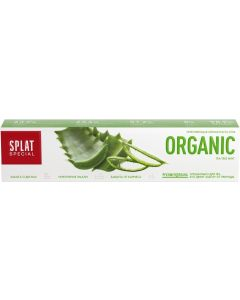 Buy Toothpaste Splat Special 'Organic / Organic', strengthening, 75 ml | Online Pharmacy | https://buy-pharm.com