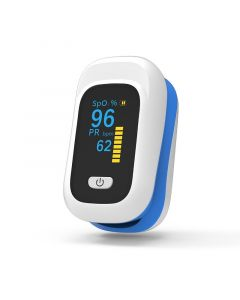 Buy OLED pulse oximeter, 846-Blue | Online Pharmacy | https://buy-pharm.com